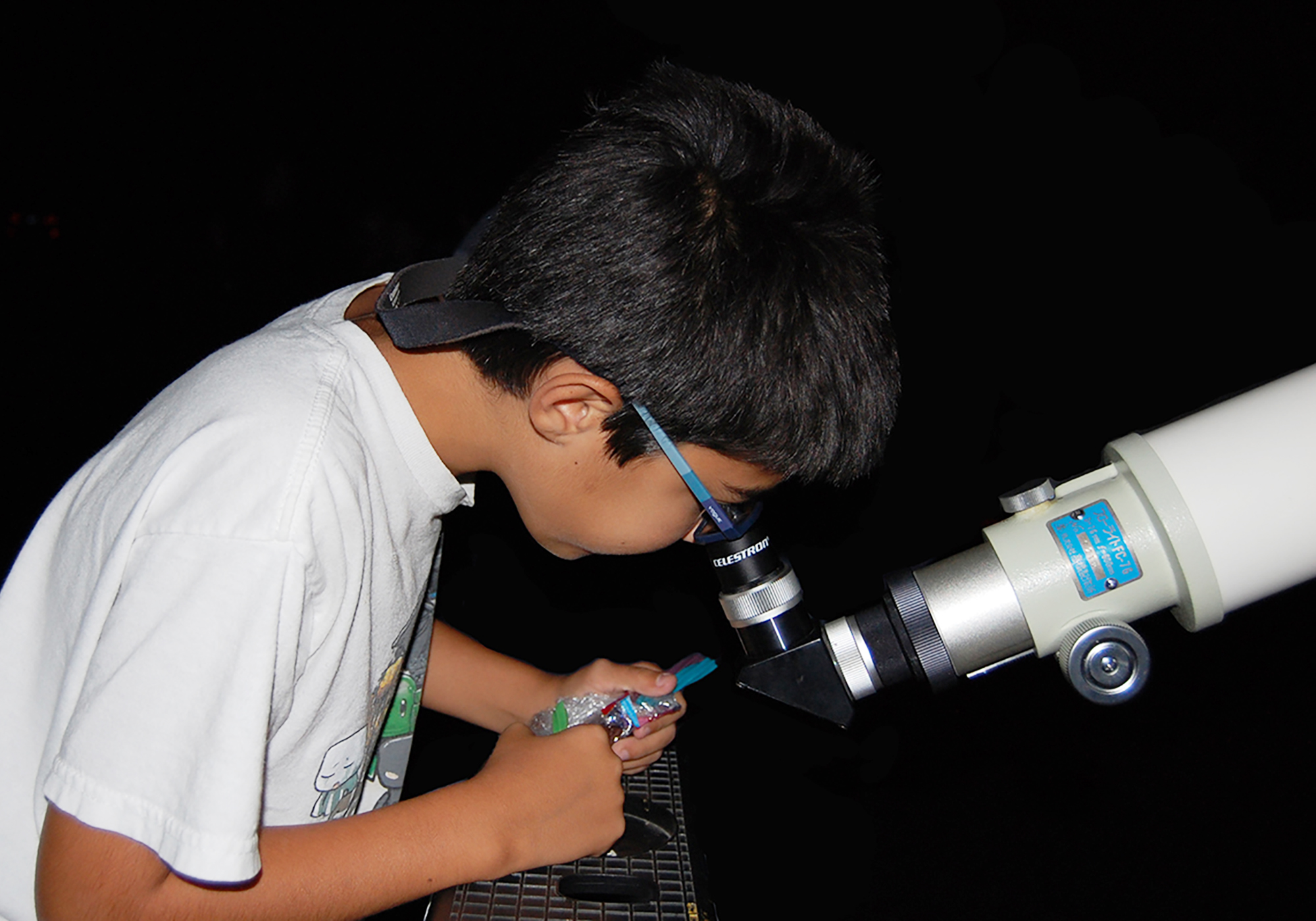 Anuual Family Astronomy Night
